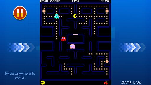 PAC-MAN - screenshot