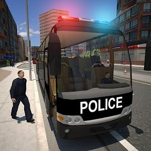 Cover art Police Bus Driver: Prison Duty