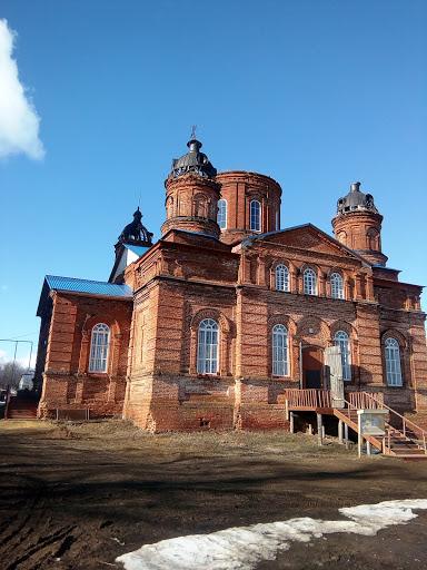 Храм в Слободе