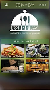 Dish of the Day - screenshot