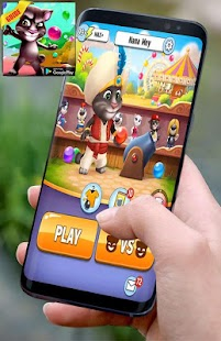 App Guide For talking tom bubble shooter APK for Windows Phone
