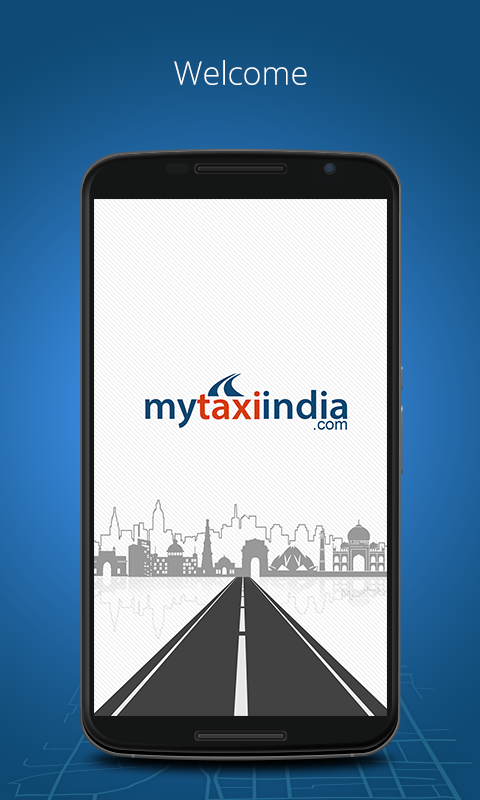 India's #1 Outstation Taxi App Screenshot 0