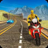 Game Super Hero Bike Racing Games : Endless 3D APK for Windows Phone