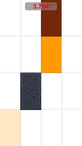 White Tiles 4: Classic Piano - screenshot