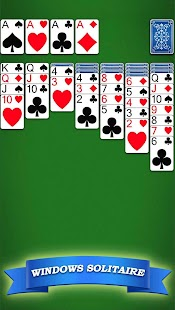 Solitaire 2018 Screenshot