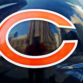 chicago bears by Jon Radtke - Sports & Fitness American and Canadian football ( chicago bears )