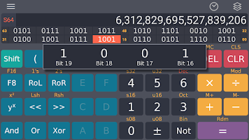 Screenshot of Scientific Calculator Plus