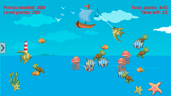 Fishing game for children apk 2 5 free role playing for Fishing games for kids free