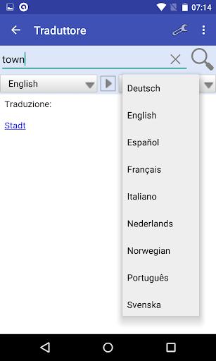 English Translator screenshot 2