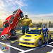 Superheroes Valet Car Parking Mania- Shopping Mall Icon