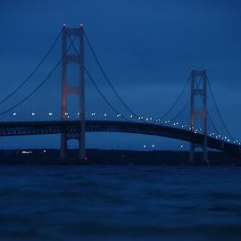 The Bridge by John Berry - Buildings & Architecture Bridges & Suspended Structures