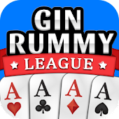 Download Gin Rummy League APK on PC