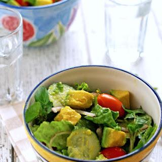 Avocado Tomato Watercress Salad Recipes