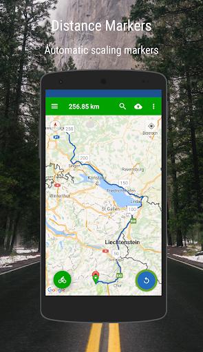 MyRoutes Route Planner Pro screenshot 5