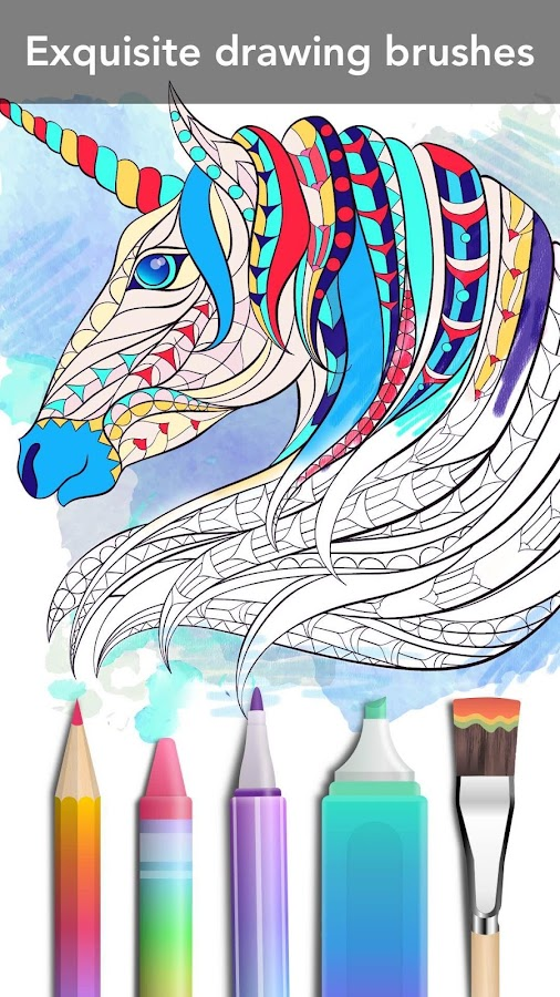Animal Coloring Book Screenshot 3