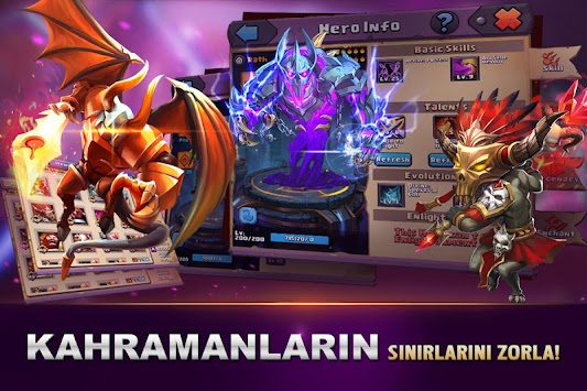 Clash Of Lords 2: Türkiye APK screenshot thumbnail 2