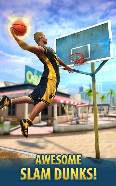 Basketball Stars Screenshot Image