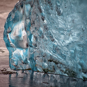 Magical Ice by Tim Vollmer - Nature Up Close Water ( clear, iceberg, iceland, blue ice, magical, ice, tim vollmer, water clear )
