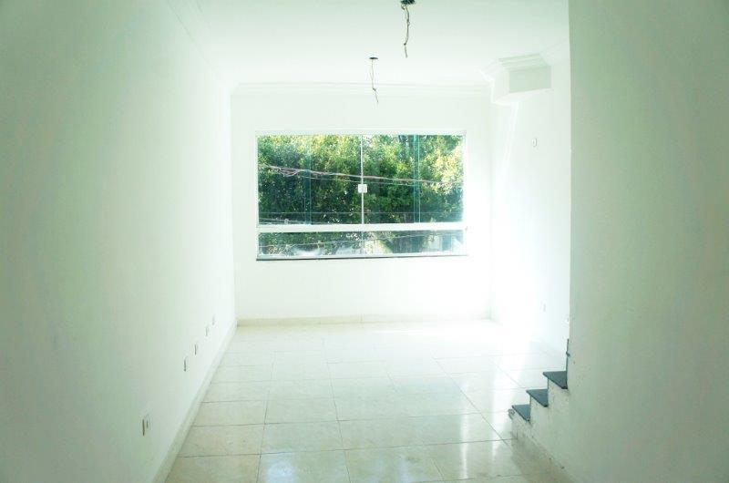 Casa 3 Dorm, Marapé, Santos (CA0253) - Foto 2