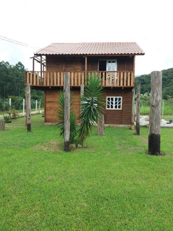 Chácara com 5 dormitórios à venda, 6.000 m² por R$ 500.000