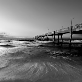 by Shawn Thomas - Black & White Landscapes