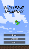Screenshot of Explosive Creepers + Free