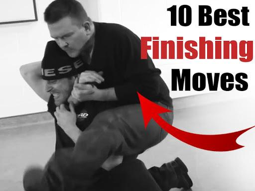 BJJ Jiu-Jitsu Self Defense - screenshot