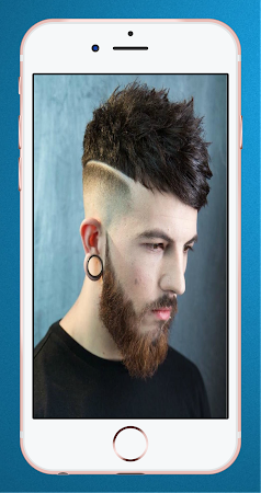 Men's Hairstyles 1.4 screenshot 2088771