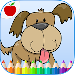Kids Pets Coloring Book Game 5 Apk