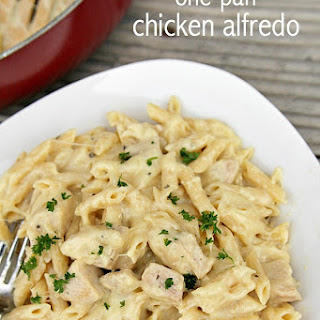 Cheesy Pasta Alfredo Recipes