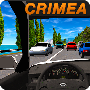 Russian Traffic: Crimea