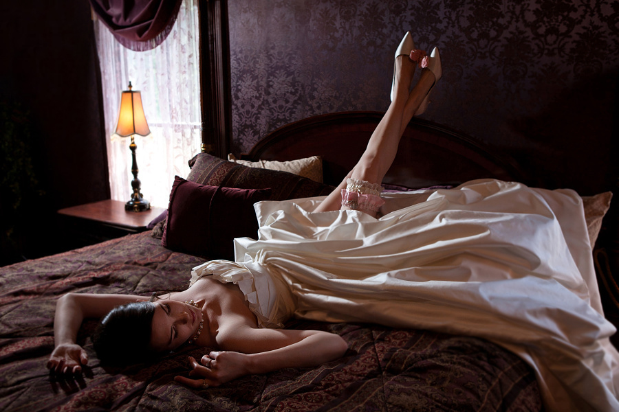 by Sarah Slavik - Wedding Bride