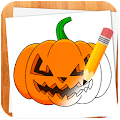 Download How to Draw Halloween APK on PC