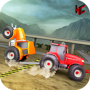 Pull Match: Tractor Games