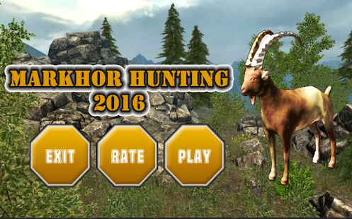 Markhor Hunting - screenshot