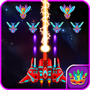 Galaxy Attack: Alien Shooter Released on Android - PC / Windows & MAC