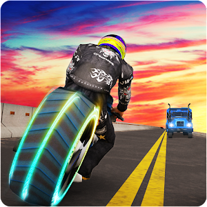 Download Drive Futuristic Bike : Racing Games For PC Windows and Mac
