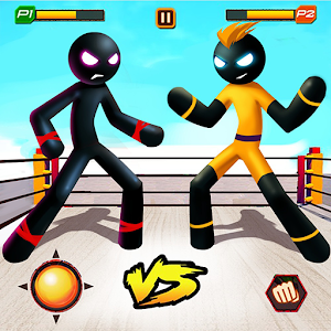 Spider Stickman Fighting 2020: Wrestling Games Online PC (Windows / MAC)