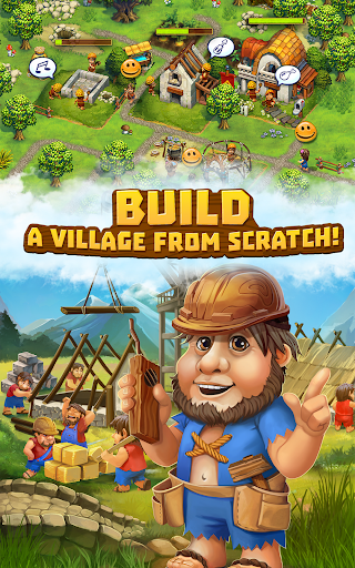 The Tribez: Build a Village screenshot 12