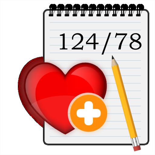 Blood Pressure Log - MyDiary (app)