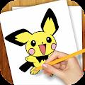 Learn To Draw Pokemonster APK for Bluestacks