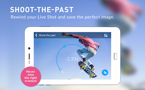 Camera MX - Foto, Video, GIF Kamera & Editor Screenshot