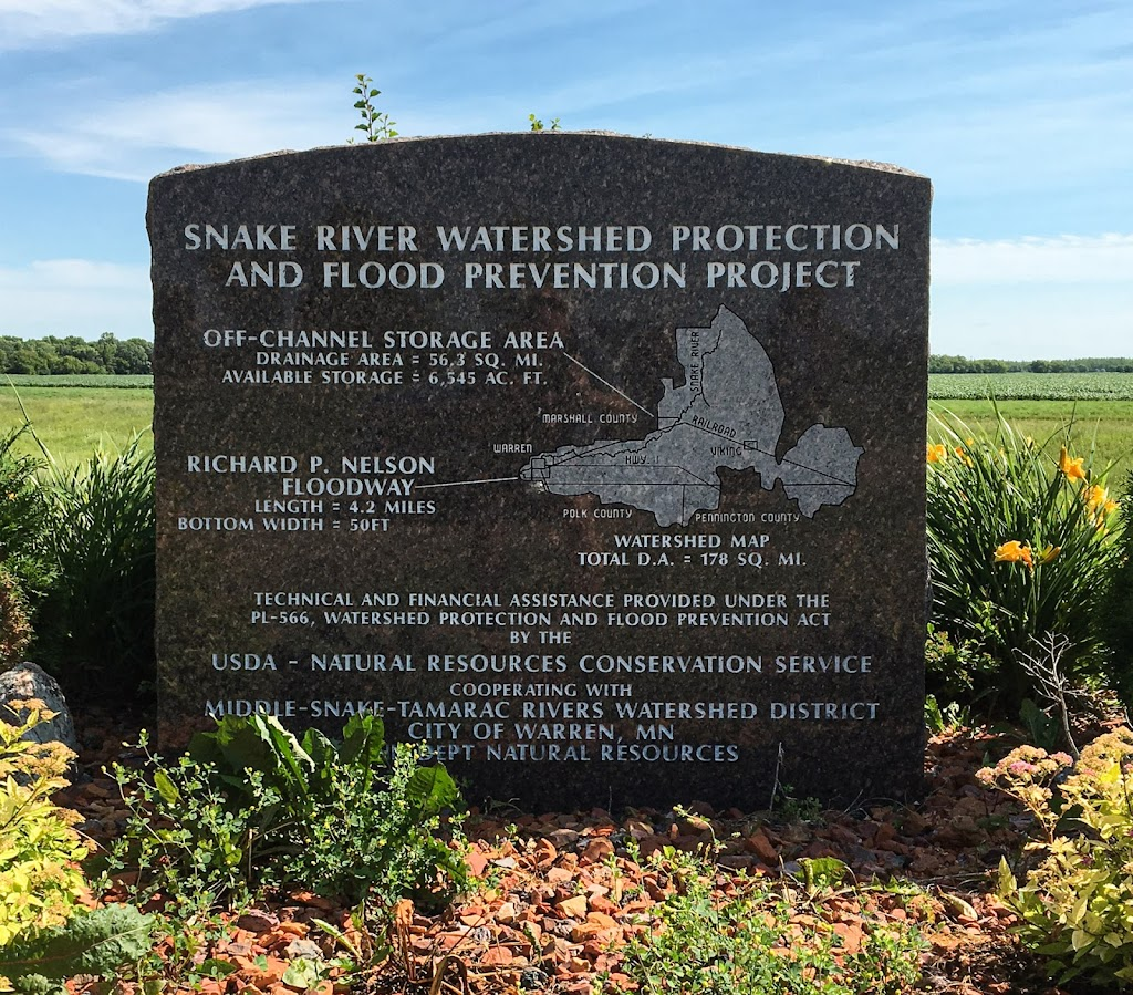 Why would anyone from Chicago or the San Francisco Bay Area find themselves driving through Warren, Minnesota. In my case, it's because my dad was born there in 1921, and in the summer of 2018 I ...
