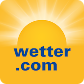App wetter.com - Weather and Radar version 2015 APK