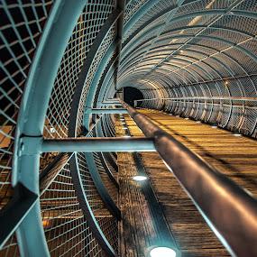 mystical blue by Eseker RI - Buildings & Architecture Bridges & Suspended Structures (  )