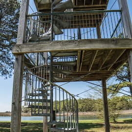 Observation Tower by Sally Shoemaker - Buildings & Architecture Other Exteriors