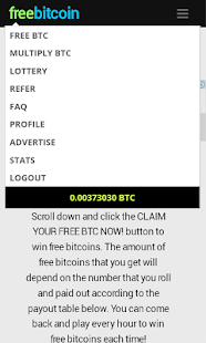 FreeBitcoin 2016 - screenshot