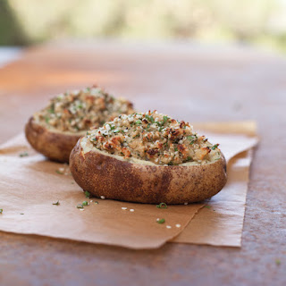 Herb-and-Hemp-Stuffed Potatoes