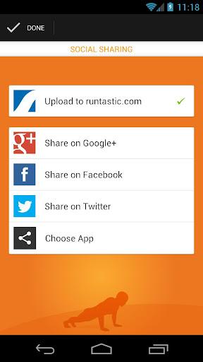 Runtastic Push-Ups Counter & Exercises screenshot 7
