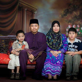 by Mohamad Sa'at Haji Mokim - People Family